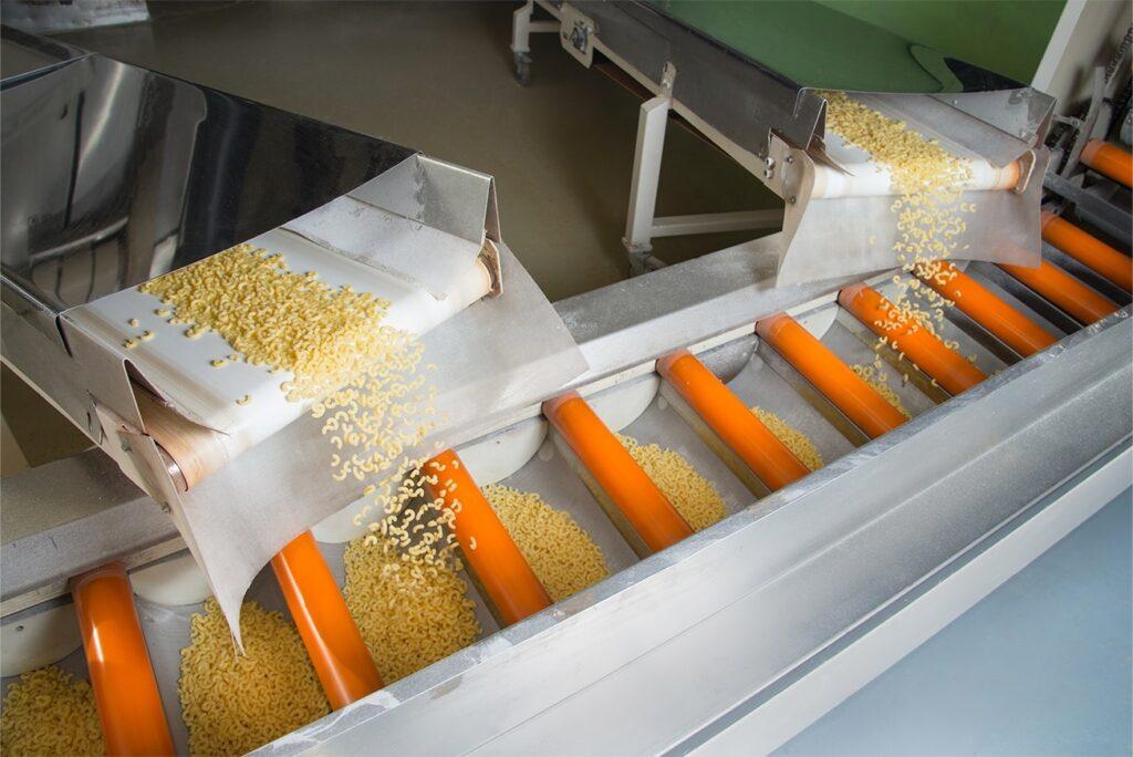 Projektmanagement in Lebensmittelfabriken