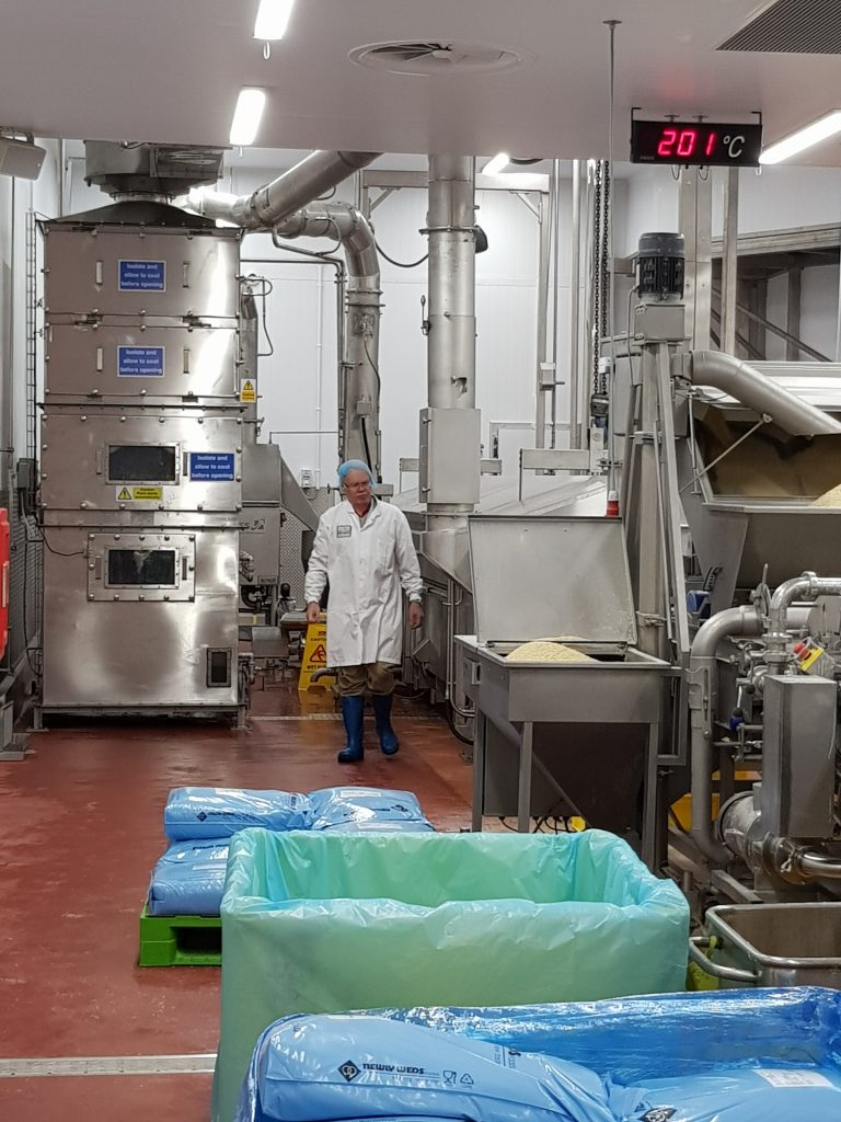 odour abatement system whitby seafoods
