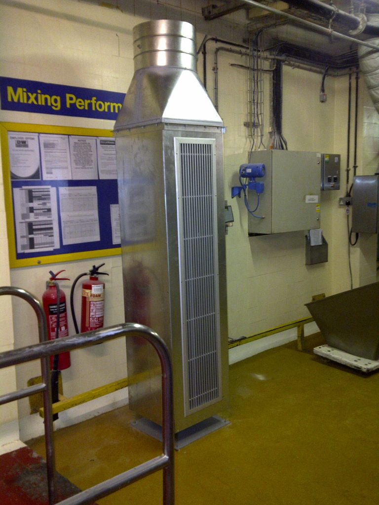 mcvities factory cooling solution