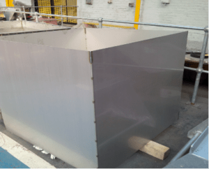nnl ductwork replacement