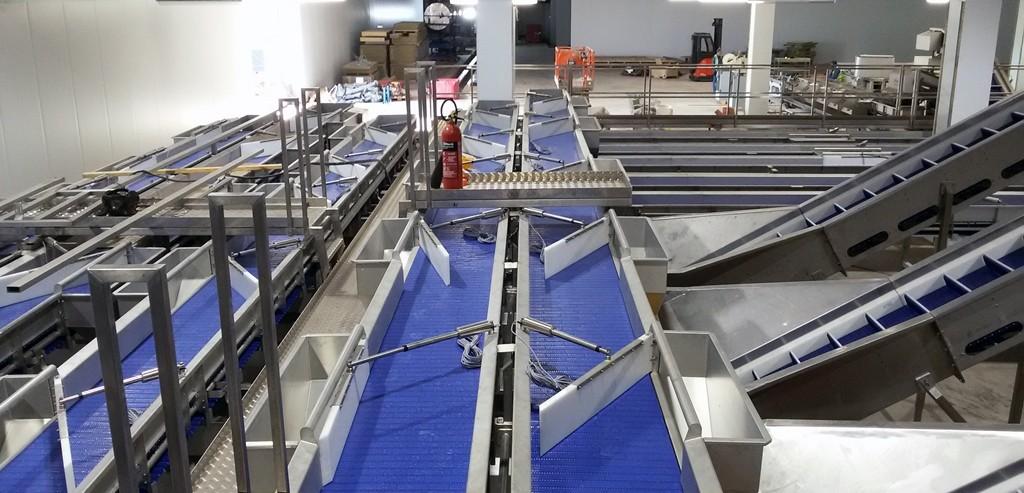 how to design a conveyor system