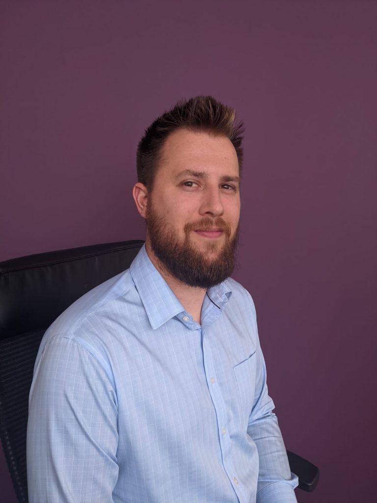Meet the team - Anthony Preston